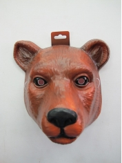 Large Bear - Animal Plastic Masks