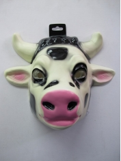 Large Cow - Animal Plastic Masks