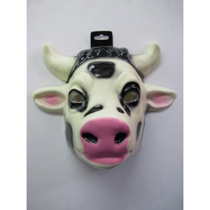 Large Cow - Animal Plastic Masks