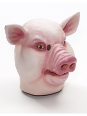 Pig - Halloween Masks