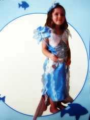 Mermaid Children - Book Week Costumes