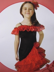 Salsa Girl Children - Book Week Costumes