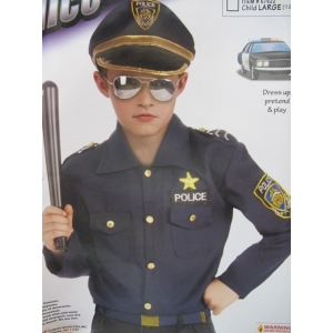 Police Kit - Children Costumes