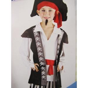 High Seas Pirate - Children Costumes