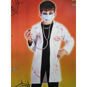 Children Dr. Mad - Halloween Children Costumes