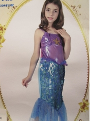 Little Mermaid - Halloween Children Costumes