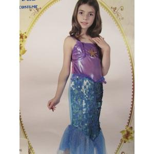Little Mermaid - Halloween Children Costumes