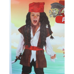 Pirate Boy - Children Book Week Costumes