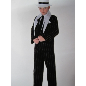 Gangster Boss - Children Book Week Costumes