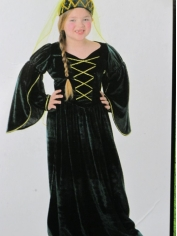 Tudor Queen - Children Book Week Costumes