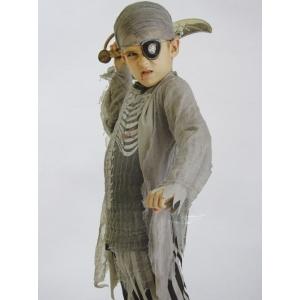 Ghost Pirate - Halloween Children's Costumes