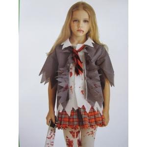 Zombie Schoolgirl - Halloween Children Costumes