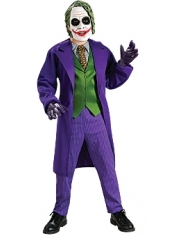 The Joker - Halloween Children Costumes