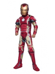 Iron Man - Kids Avengers Costumes