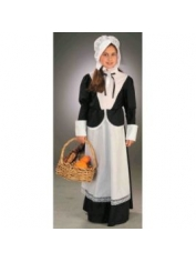 Pilgrim Girl - Book Week Costumes