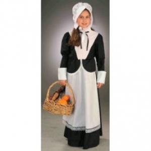 Pilgrim Girl - Book Week Costumes