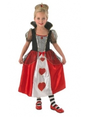 Queen of Hearts - Children Halloween Costumes