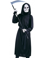 Grim Reaper Robe - Halloween Children's Costumes