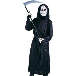 Grim Reaper Robe - Halloween Children's Costumes