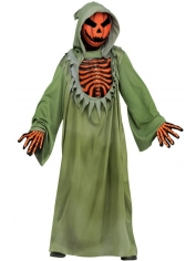 Pumpkin Reaper - Halloween Children Costumes