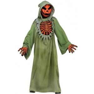 Pumpkin Reaper - Halloween Children Costumes