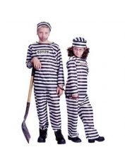 Kids Convict - Halloween Children's Costumes