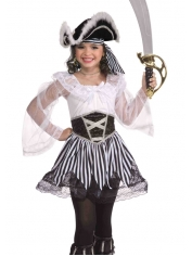 Girl Pirate - Children Costume
