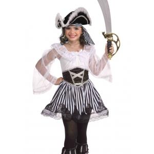 Girl Pirate - Children Costume