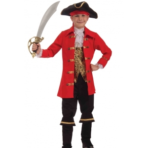 Pirate Captain - Children Book Week Costumes