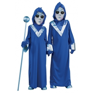 Alien Children - Halloween Costume