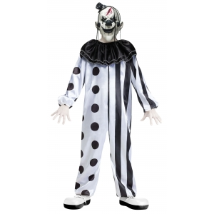 Killer Clown - Children Halloween Costumes