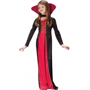 Vampire Girl - Halloween Children's Costumes