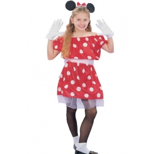 Child Mouse Girl - Children Costumes
