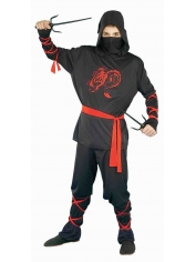 Childrens Ninja Warrior Costume