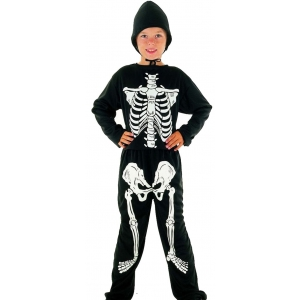 Skeleton - Halloween Children Costume