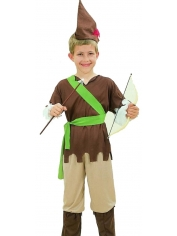 Robin Hood - Halloween Children's Costumes