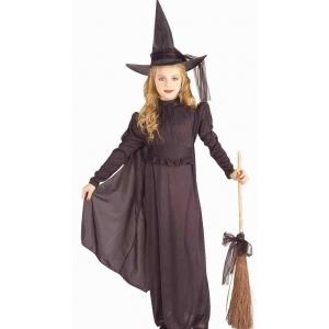 Black Witch - Halloween Children Costumes