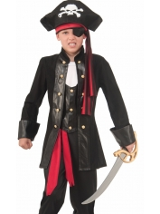 Seas Pirate - Children Book Week Costumes