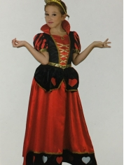 Queen of Hearts - Children Book Week Costumes