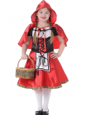 Red Riding Hood - Children Costumes