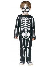 Toddler Scary Skeleton - Halloween Children Costumes