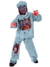 Zombie Doctor - Halloween Children's Costumes
