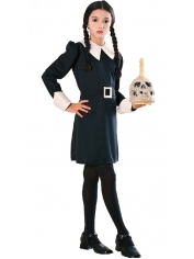 WEDNESDAY ADDAM'S - Halloween Child Costumes