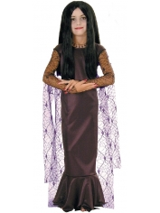 MORTICIA - Halloween Children Costumes