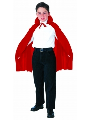 Children Red Cape - Children Costumes