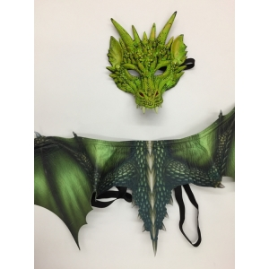 Green Dragon Set - Children Costumes