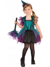 Little Witch - Halloween Children Costumes