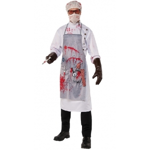 Mad Scientist - Halloween Man Costumes