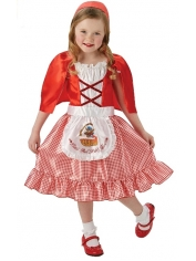 Red Riding Hood Deluxe - Children Book Week Costumes