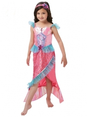 Mermaid Princess Deluxe - Halloween Children Costumes